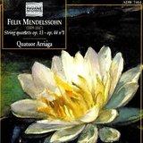 "Afficher ""Mendelssohn: String Quartets Op. 13 & Op. 44 No. 1"""