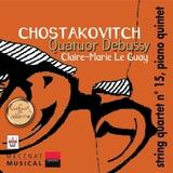 """Afficher """"Chostakovitch : Quatuors à cordes No. 15, Quintette pour piano, vol. 6"""""""